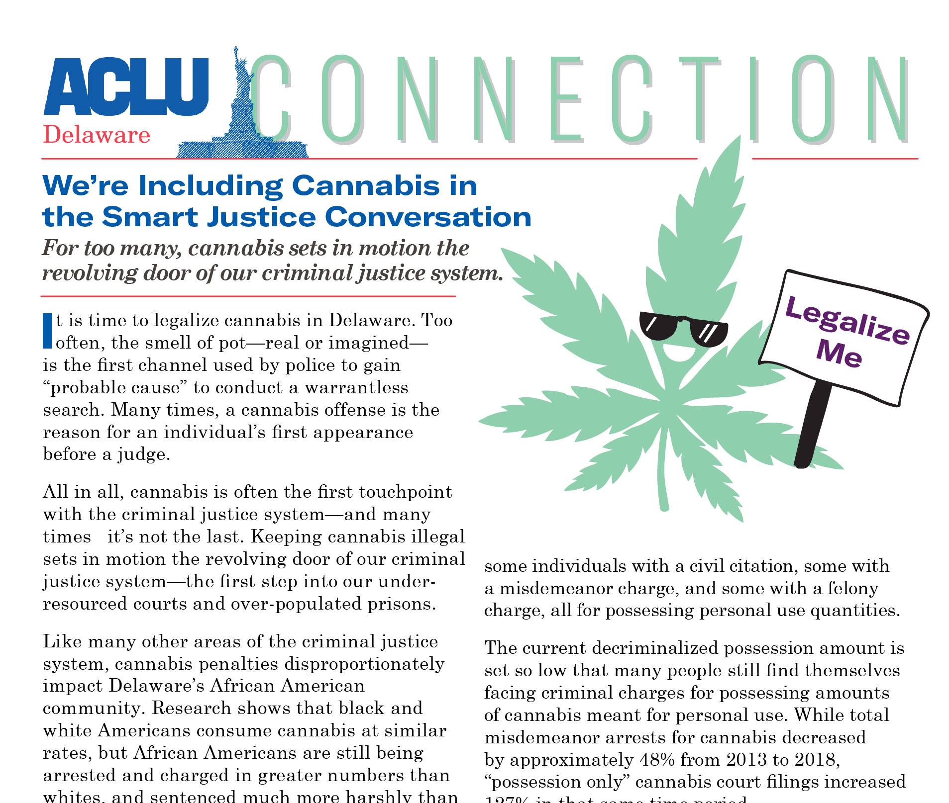 Newsletter   ACLU Delaware