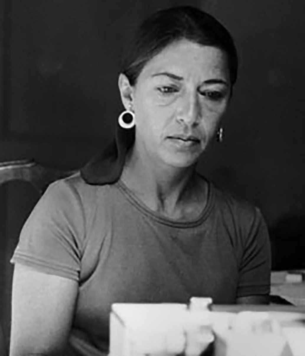 Ruth Bader Ginsburg at ACLU