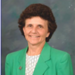 Peggy E Strine, National Board Representative