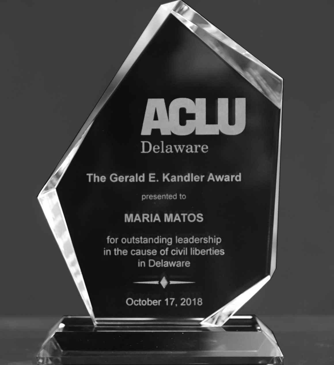 Kandler Award