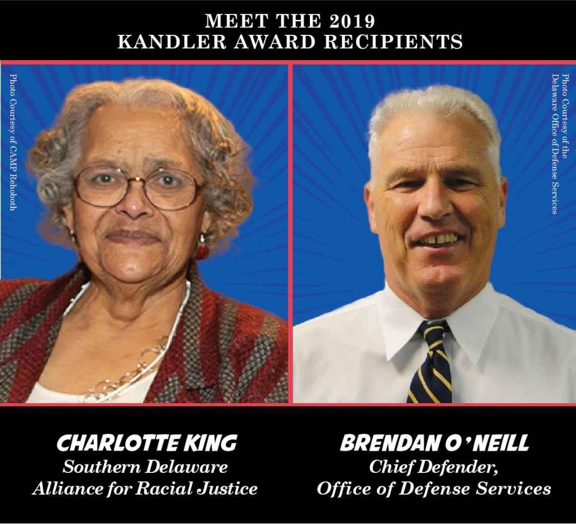 Meet the 2019 Kandler Recipients
