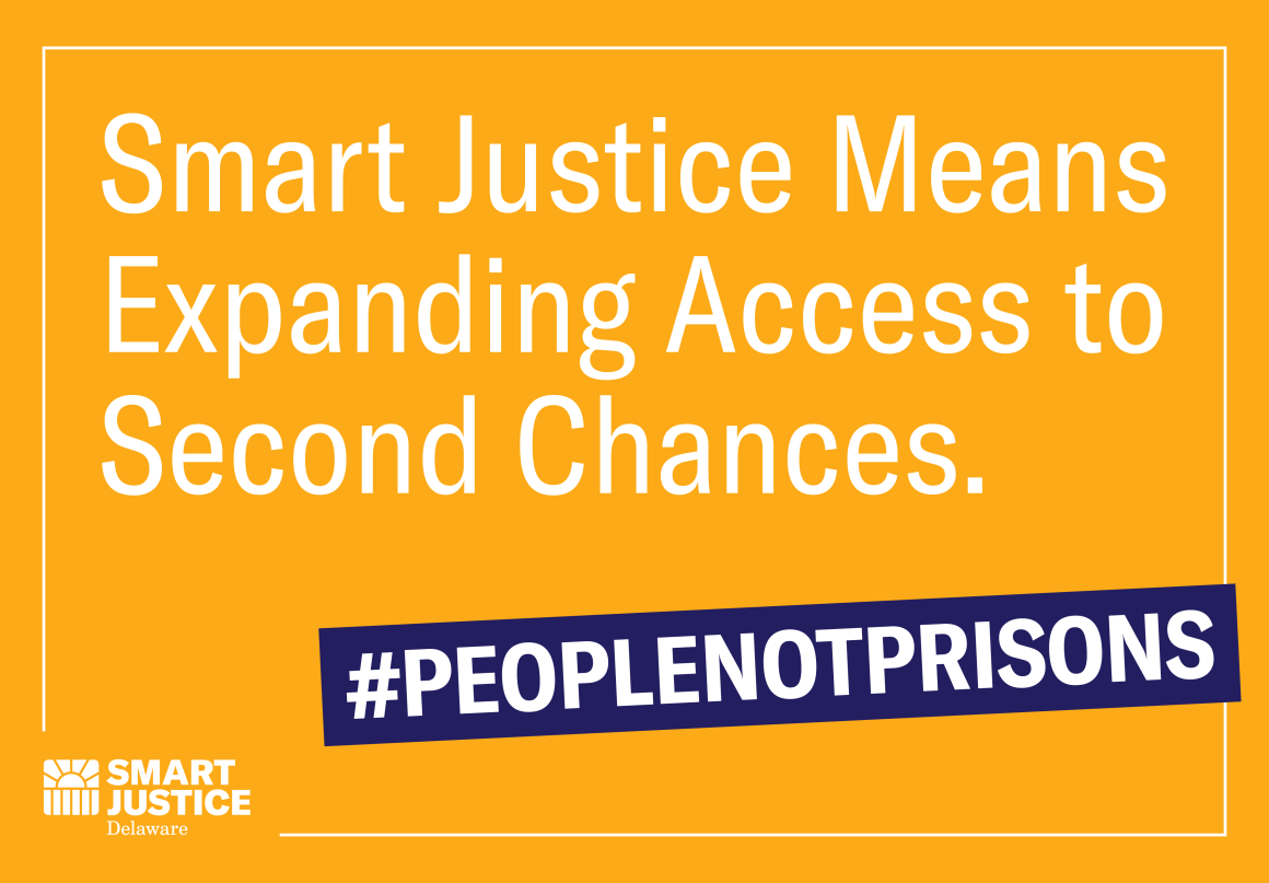 Smart Justice Means Second Chances