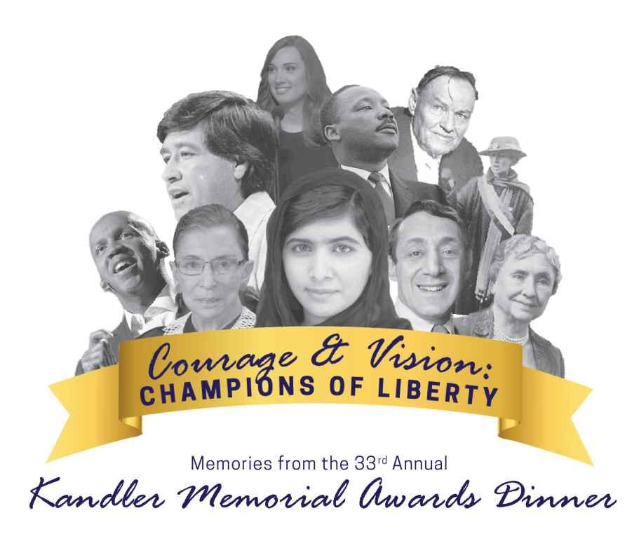 Memories from our Kandler Awards Dinner