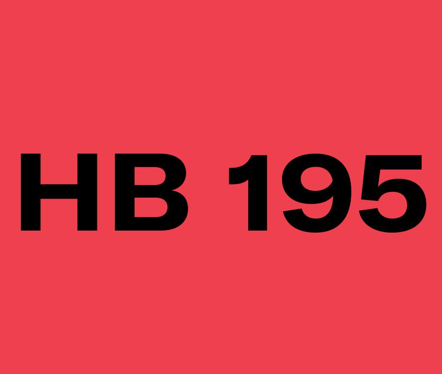 House Bill 195