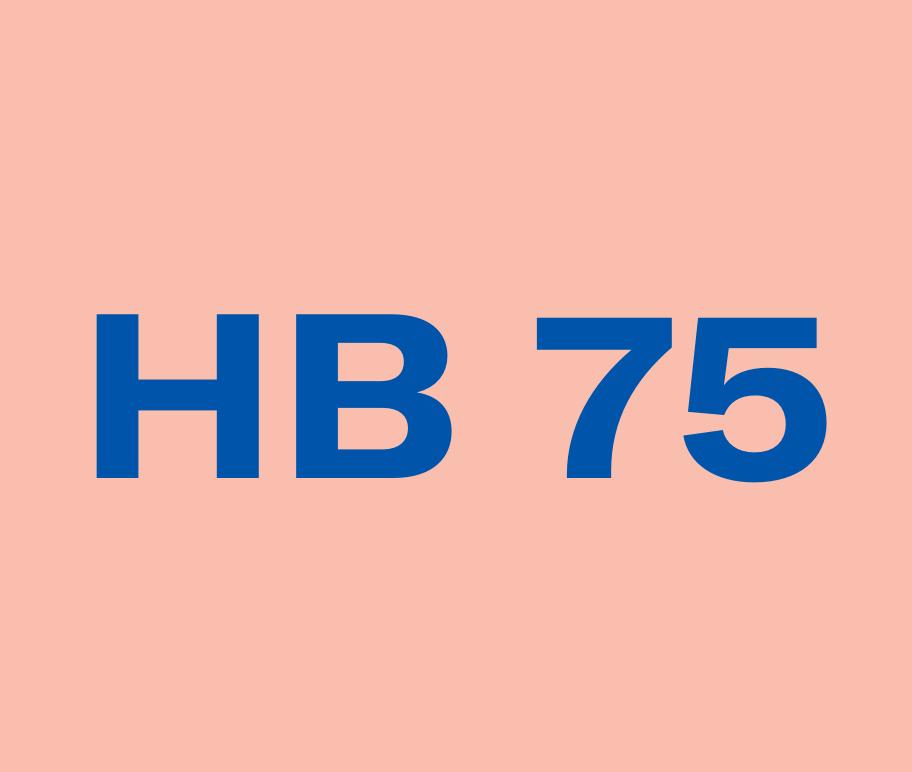 HB 75