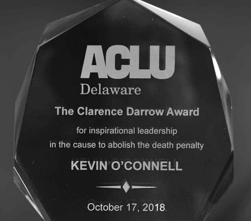 Clarence Darrow Award from 2018