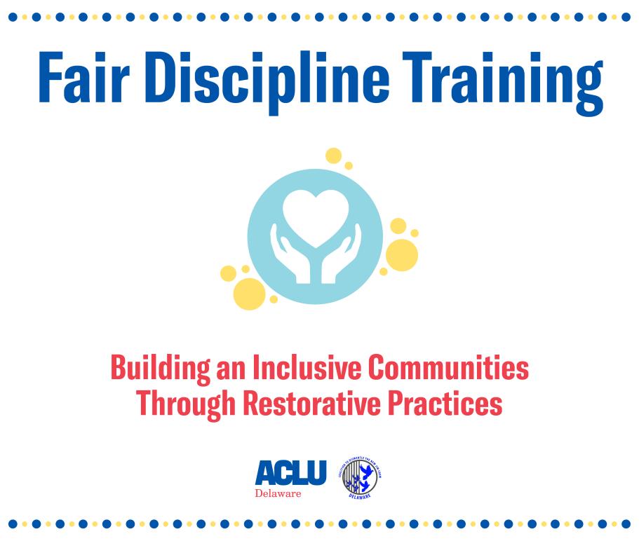 Building Inclusive Communities through Restorative Practices