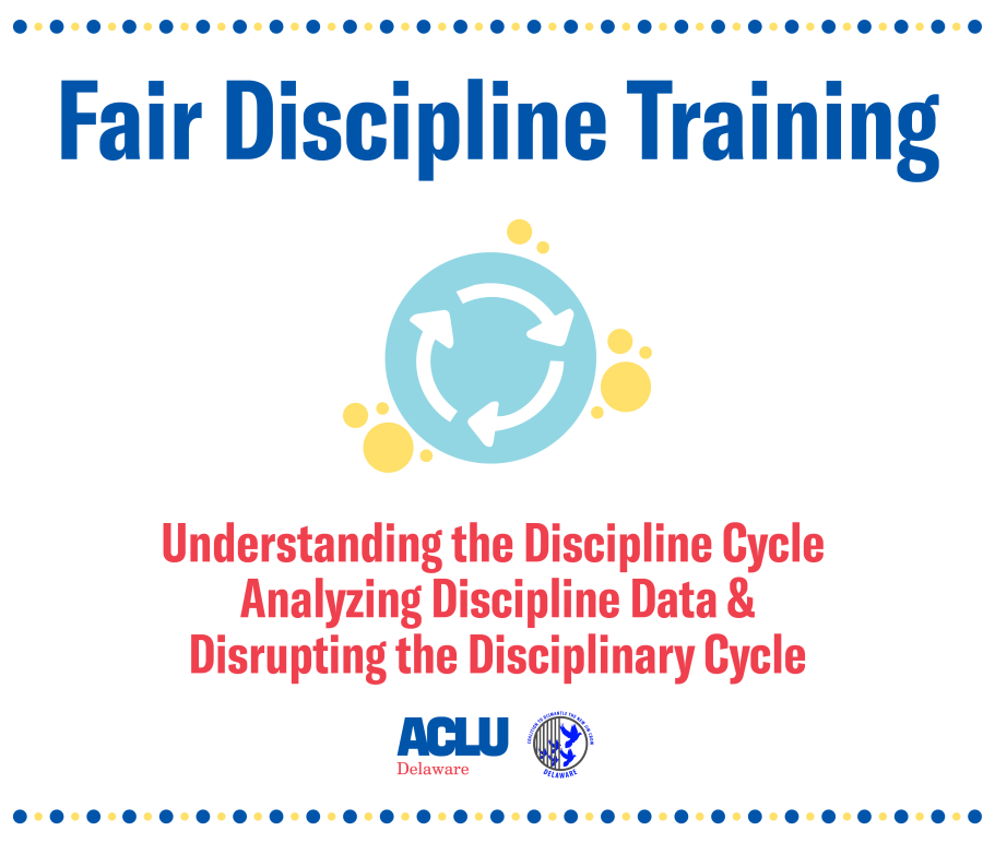 Analyzing Discipline Data & Disrupting the Disciplinary Cycle