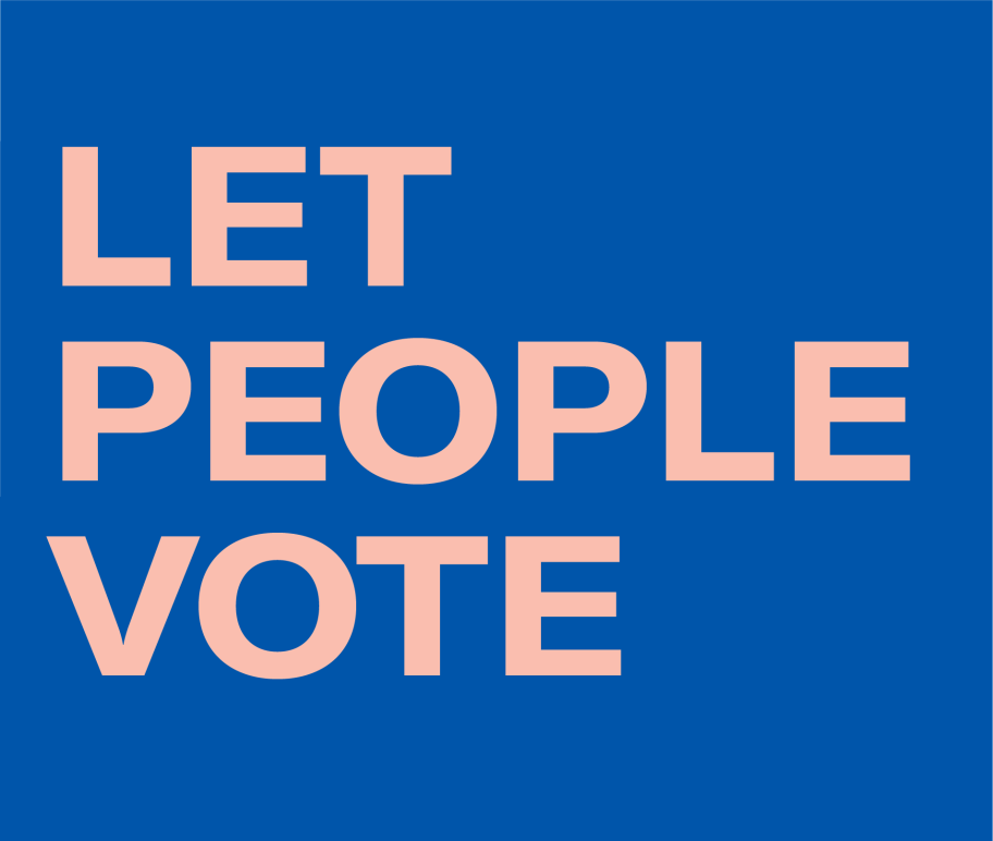 Let people vote
