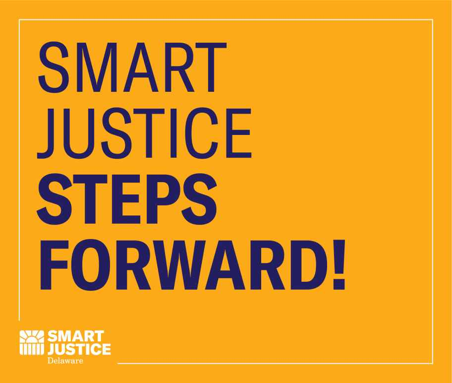 Smart Justice Steps Forward