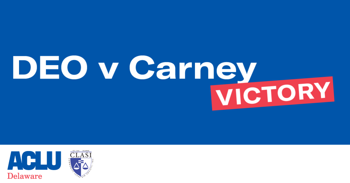 DEO v Carney: Vistory