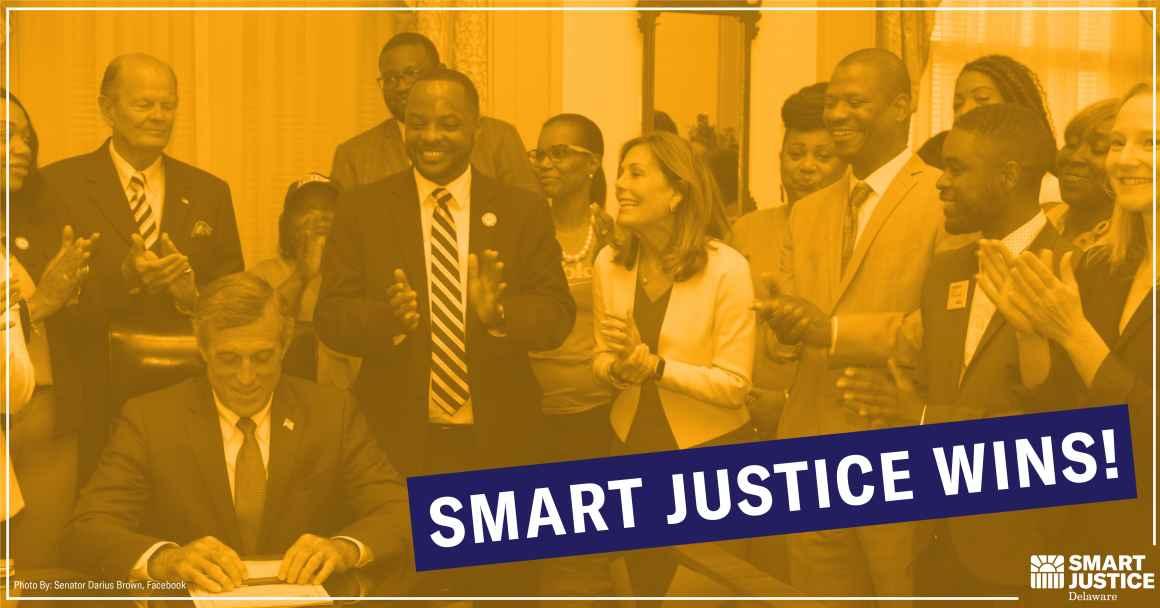 Smart Justice Steps Forward